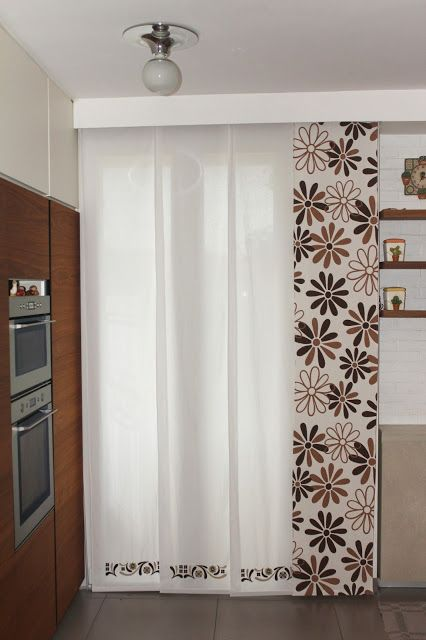 Tende a pannello cortinas ingrid pinterest for Tende a pannello leroy merlin