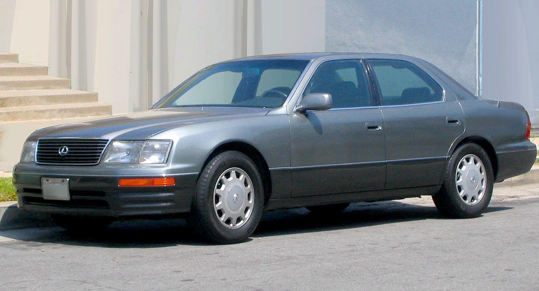 Lexus wis 1990 2004 part 1