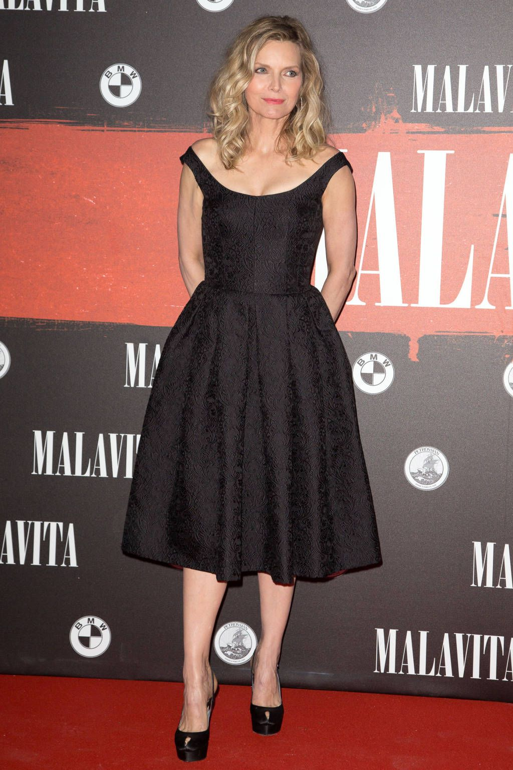 Fab at every age high contrast high contrast red carpet and