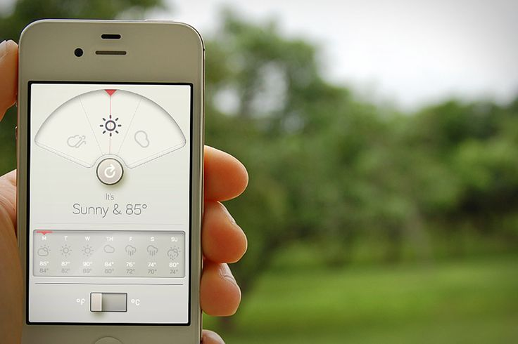 WTHR (With images) Simple weather, Iphone apps, App