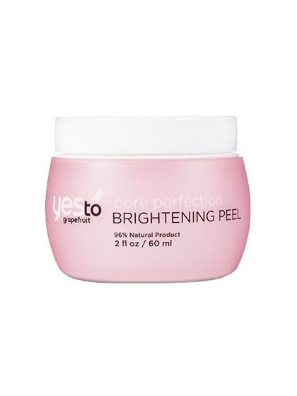 Yes To Grapefruit Pore Perfection Brightening Peel, 2 Oz (2 Pack) Derma Pella - Instant Youth Cream A wrinkles free young Smile. 30g