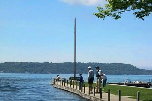 Clam River Torch Lake Michigan Boating | Torch lake, Torch ...