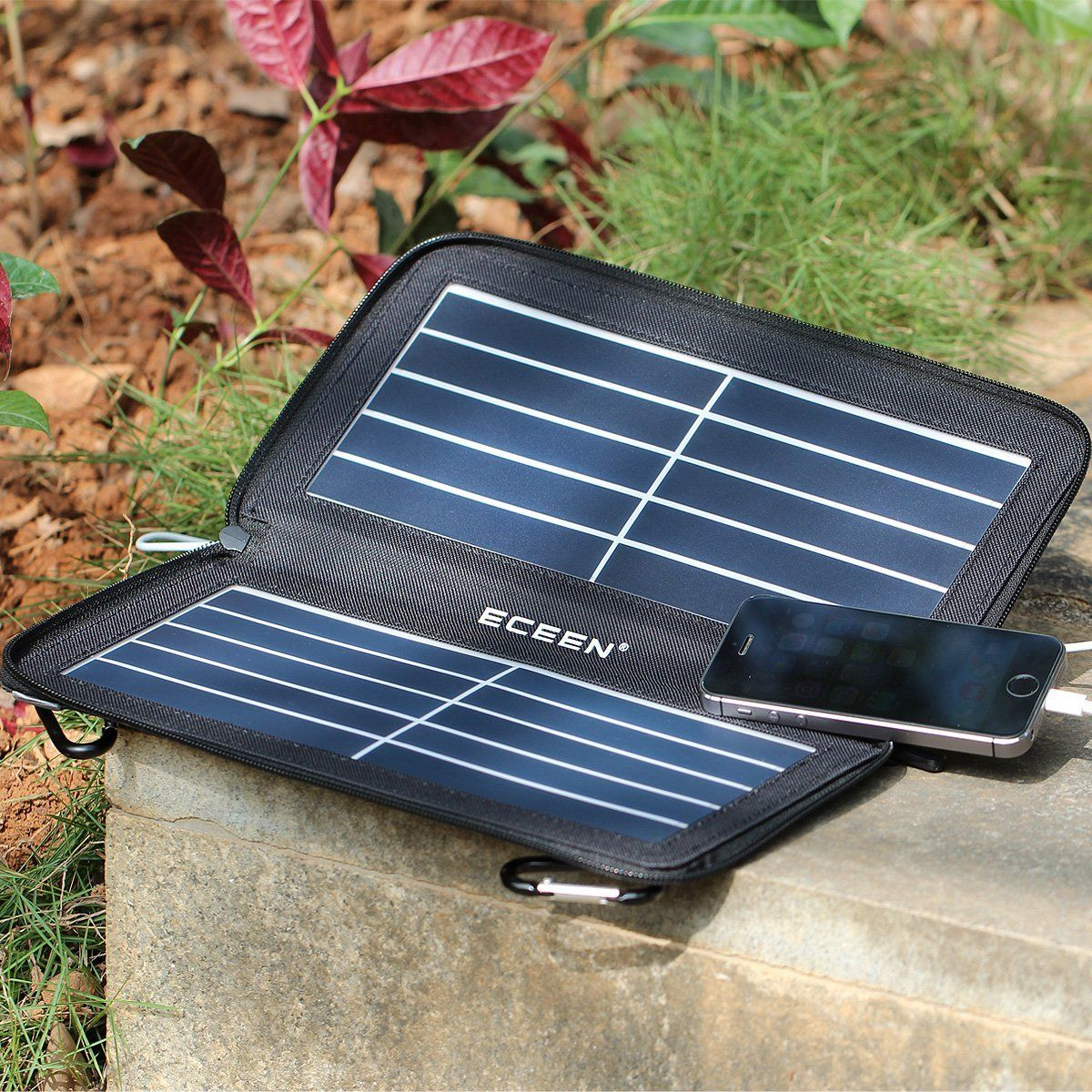 Robot Check Solar Charger Portable Solar Panel Charger Solar Charger