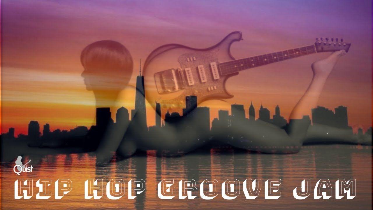 Hip Hop Groove Jam | Addictive Guitar Backing Track (Am