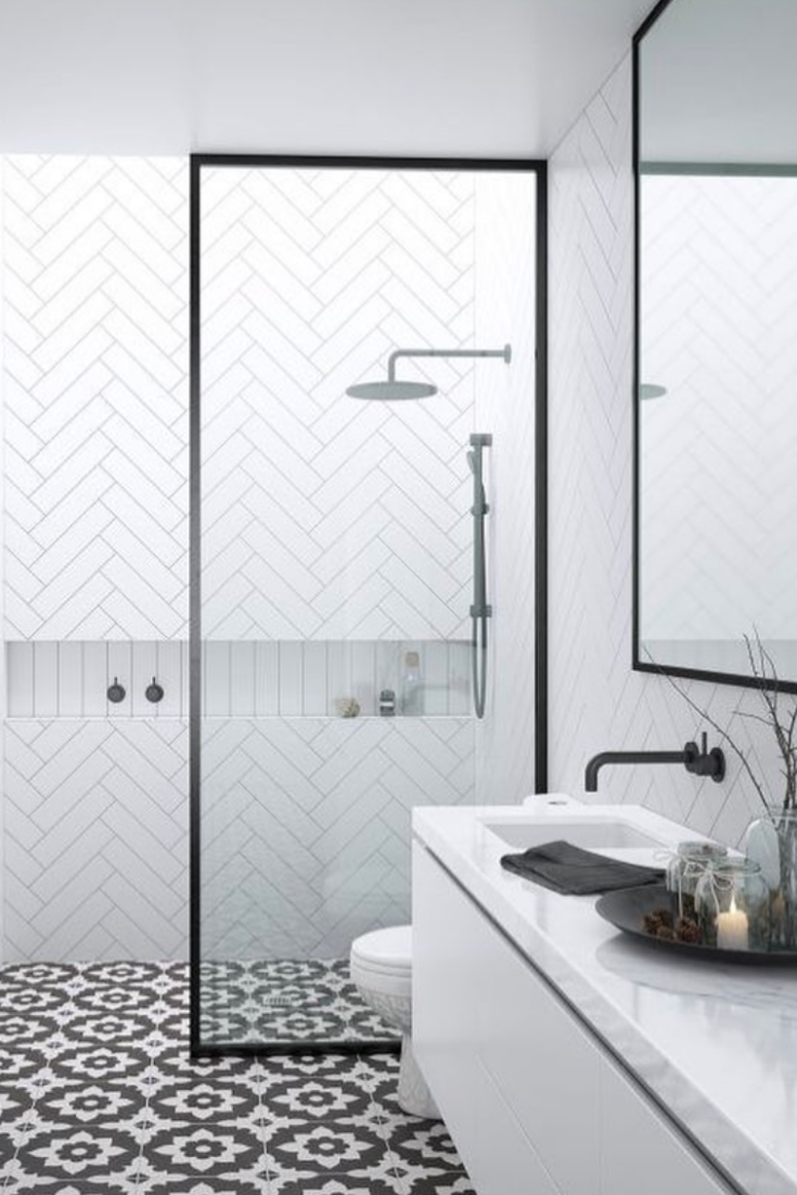 Why Modern Bathroom is an Icon of Clean Lines and Simplicity