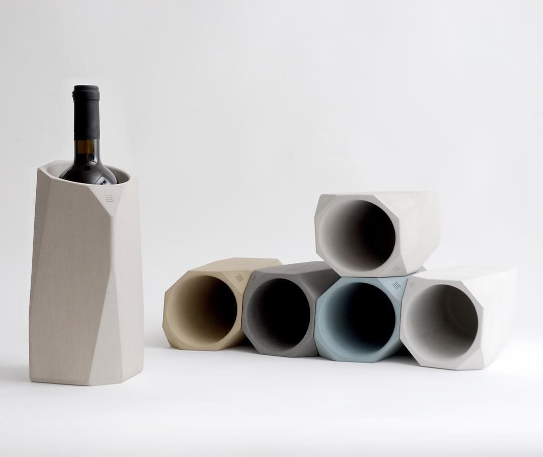 The Colors Of The Corvi Wine Cooler And Rack Designed By Franhcorvi For Weinregale Wein Und Steine