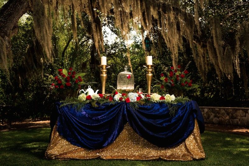 Beauty And The Beast Themed Wedding.Simply Inspirational Beauty And The Beast Themed Wedding The