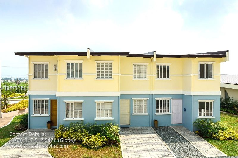 Pin On Anica Townhouse At Lancaster New City Cavite