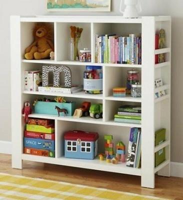 C mo guardar juguetes de ni os en espacios peque os - Muebles para almacenar ...