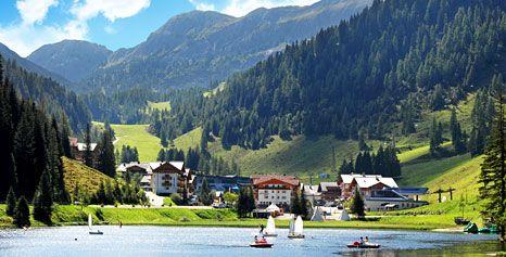 Klettersteig Zauchensee : Zauchensee austria Österreich