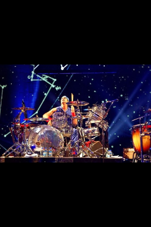 Chad Smith Red Hot Chili Peppers Chad Will Smith Drummer