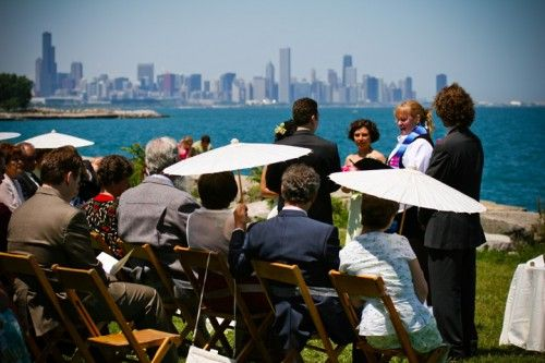 I Would Love To Get Married At The Point Best Of Both Worlds For A Chi Town Gal Lake And Gorgeous Skyline