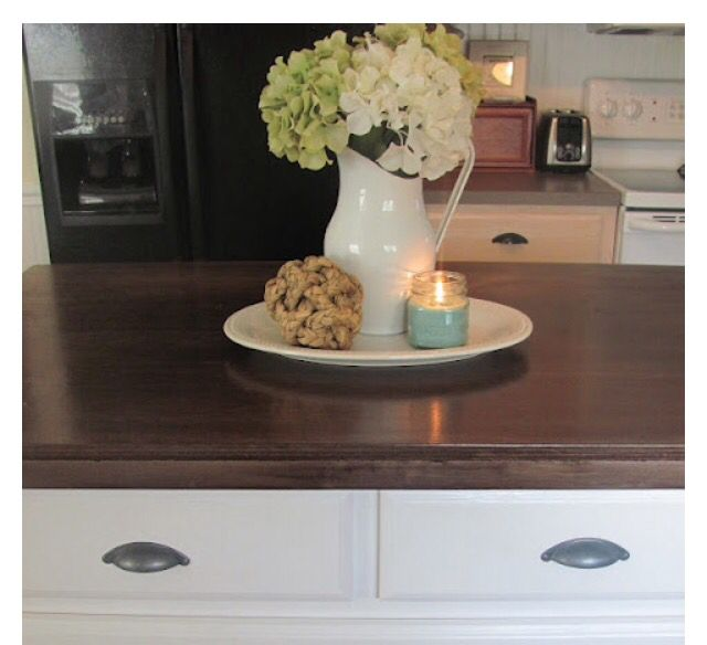 Staging Kitchen Counters: Home Decor, Kitchen Island