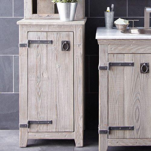 37+ Driftwood bathroom cabinet ideas