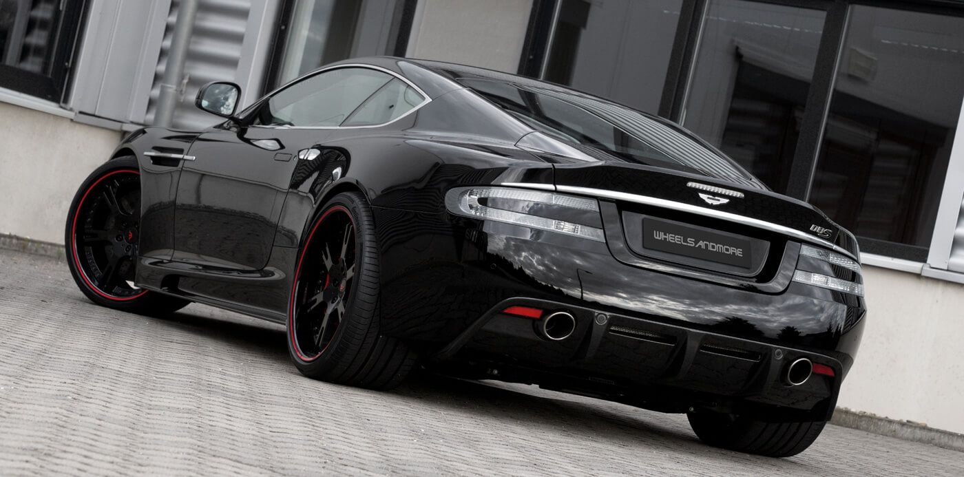 Aston Martin Db9 Dbs Rims Tuning Exhaust Systems Performance Enhancement