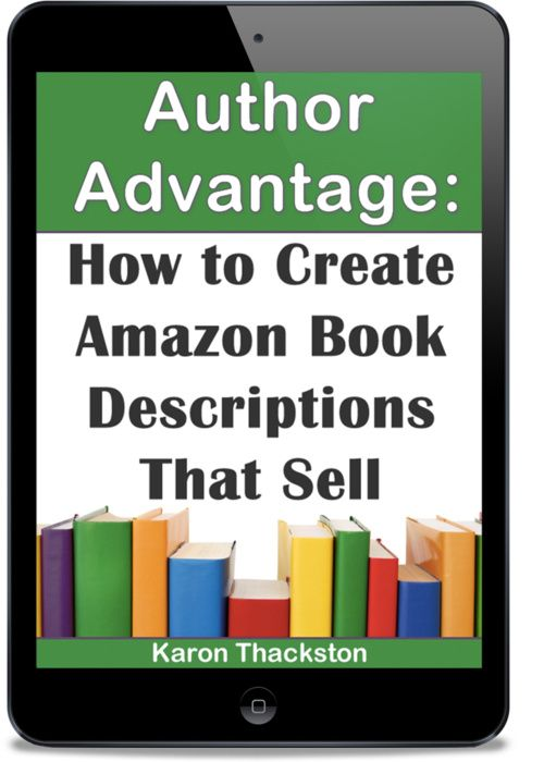 """Heads Up Authors! It's Finally Here! I'm launching my newest ebook, """"Author Advantage: How to Create Amazon Book Descriptions That Sell"""" tomorrow. http://www.MarketingWords.com/products/author-advantage Watch the Marketing Words Newsletter for special limited-time (BIG!) discount. Not a subscriber? Sign up now here: http://www.MarketingWords.com/nl"""
