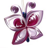 Schmetterlinge Basteln Zum Aufhängen : quilling schmetterling basteln tinker quilling ~ Watch28wear.com Haus und Dekorationen