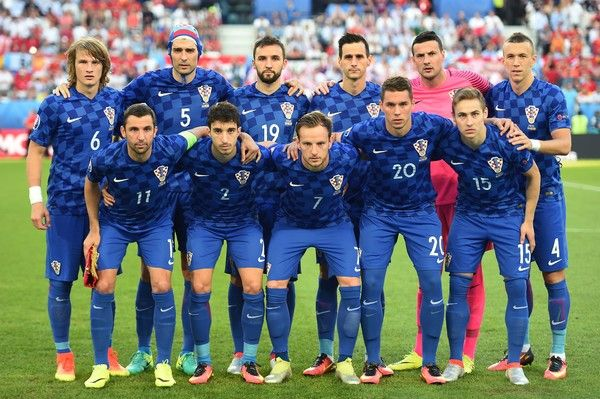 Croatia v Spain Group D UEFA Euro 2016 Uefa euro 2016