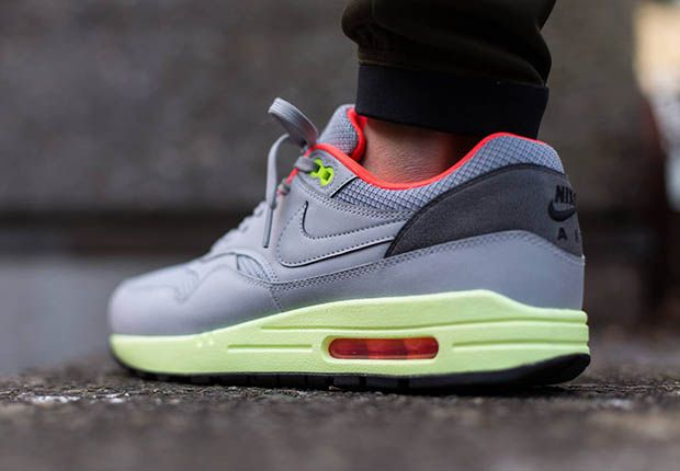 Let The Yeezy Talk Continue with this New Nike Air Max 1 FB ...