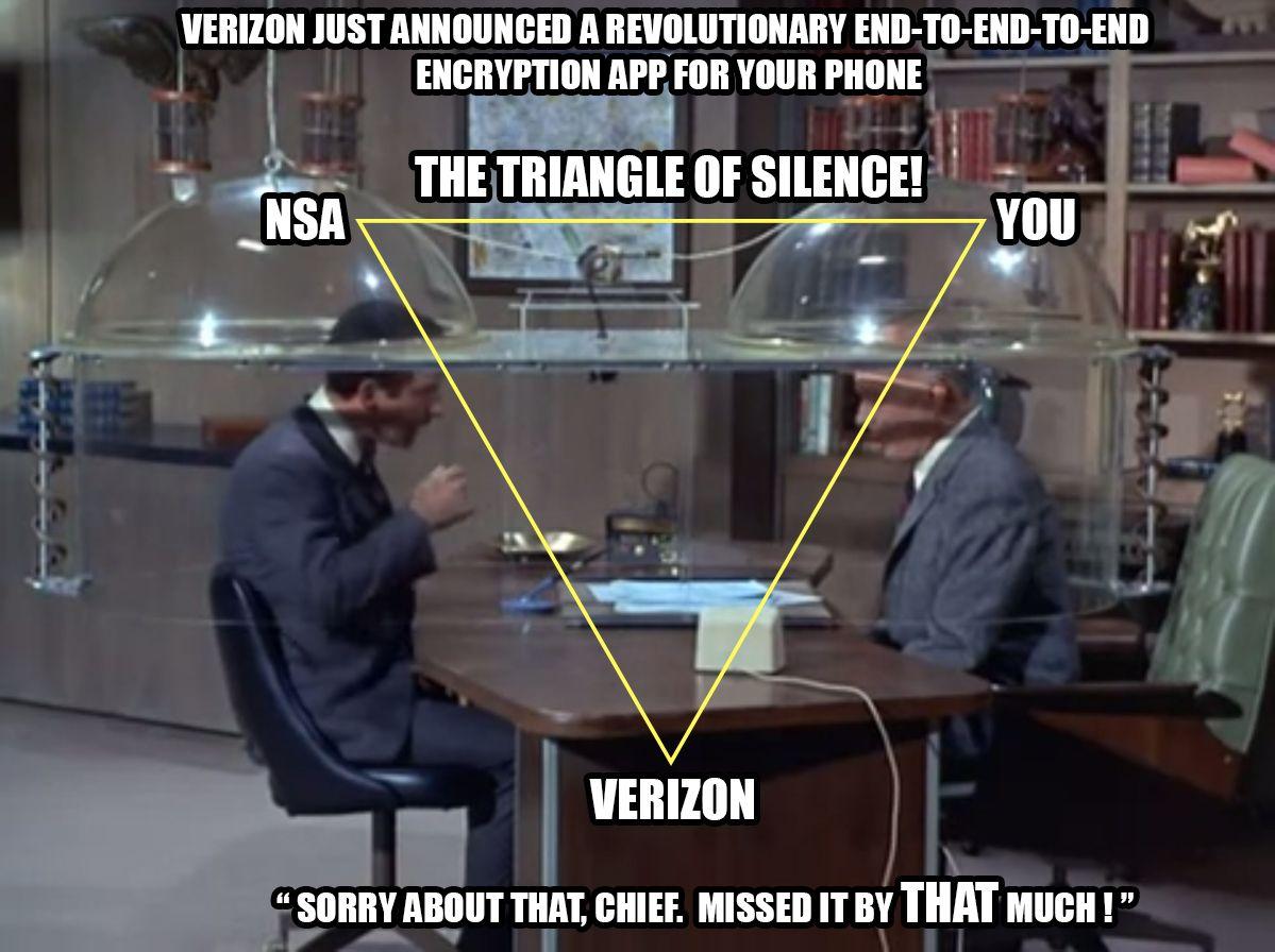 Verizon's new super duper phone call encryption app
