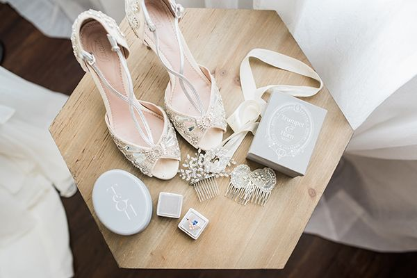bridal accessories - photo by Jillian Rose Photography…