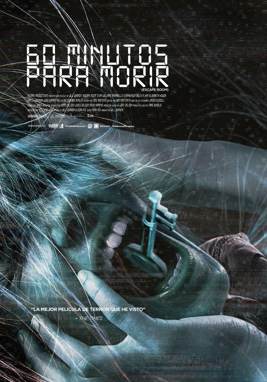 Amphibious Pelicula escape room - new film poster: https://teaser-trailer