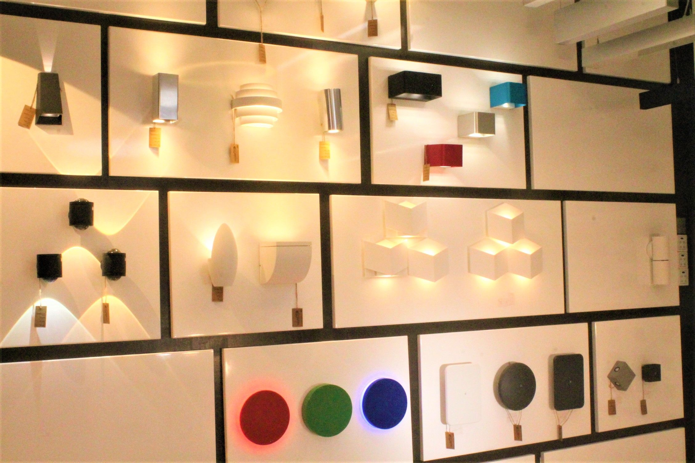 Trending colourful Walll Lights. Visit One of its Kind Lighting ...