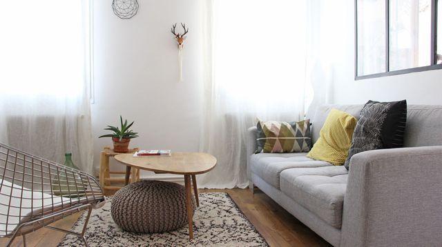D co pur e pour ce petit salon cosy id es pour la - Deco petit salon ...
