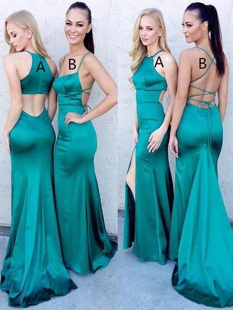 Discount luxurious green prom dresses prom dresses mermaid