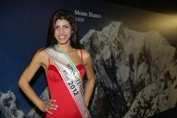 Ludovica Barba è la Prima Miss dell'anno