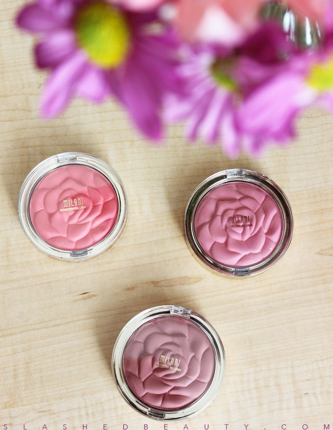 Review & Swatches: Milani Spring 2015 Collection
