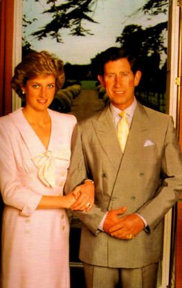 Official Portrait For Prince Charles 40th Birthday Lady Di Princesas Diana