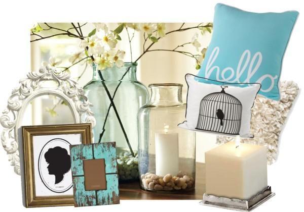 Shabby Chic Inspirational items