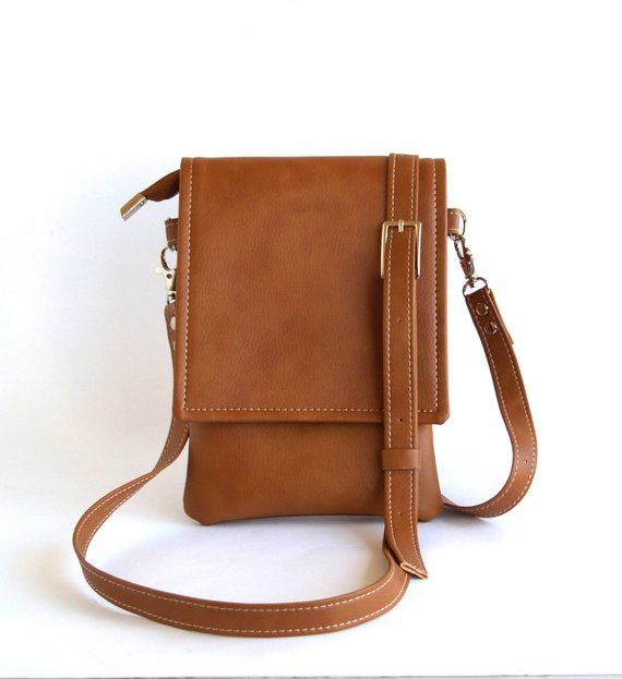38e738386c2e Brown Cell Phone Bag Mothers Day Gift Cell Phone Purse Small ...