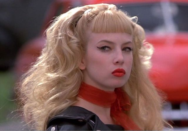 Think, Traci lords with bangs consider