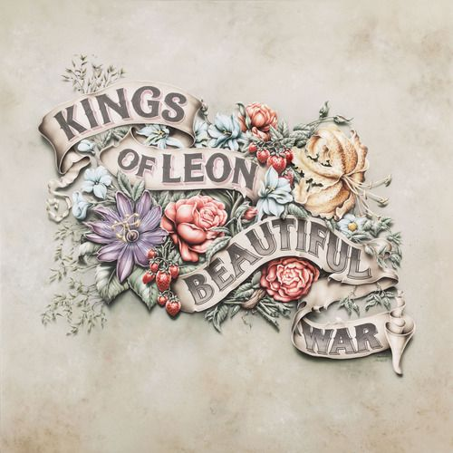 Kings of Leon, Beautiful War by David Smith