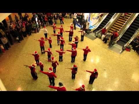 Flash Mob Proposal Woodfield Mall Gaetano And Annalisa Youtube