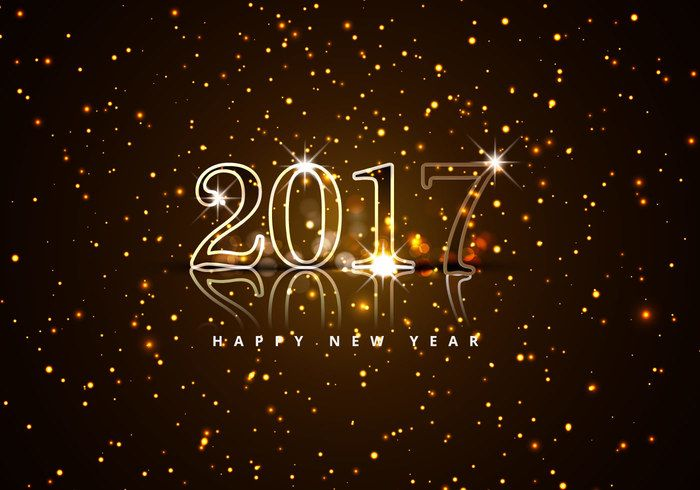 happy new year 2017 hd wallpapers for mobile