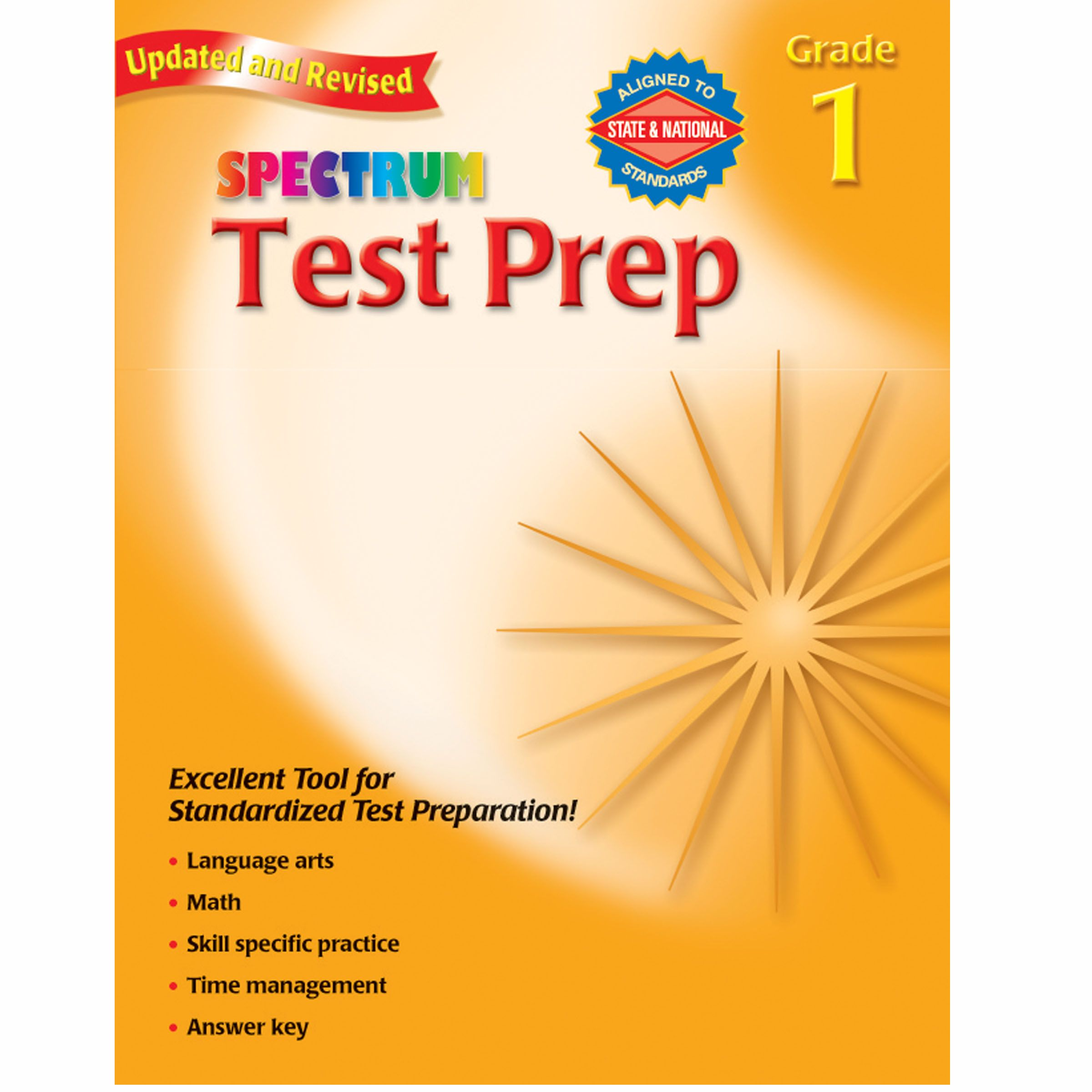The Award Winning Spectrum Series Test Prep Books Are Available For