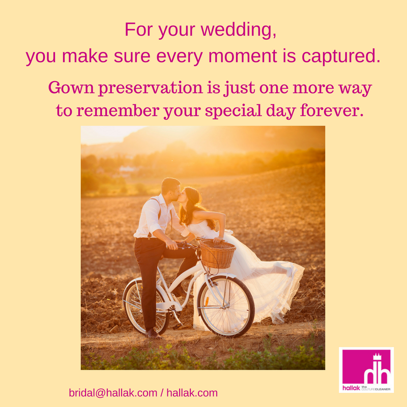 Wedding Gown Cleaning & Wedding Gown Preservation | Pinterest ...