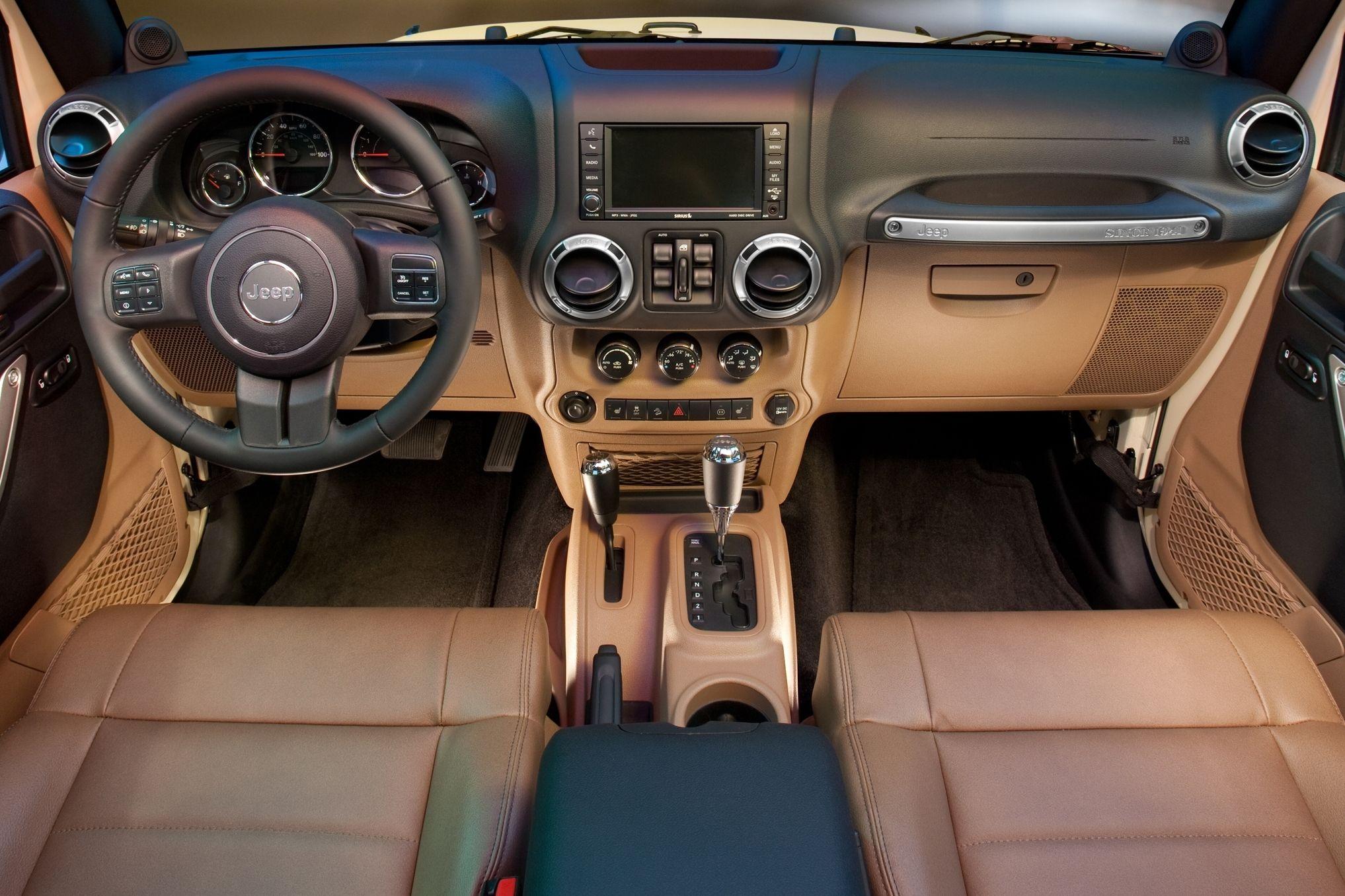 Jeep interior redecorated jeep 2011 jeep wrangler - 2012 jeep wrangler unlimited interior ...