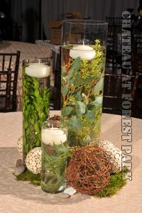 Enchanted Forest Centerpieces Google Search Woodland