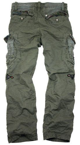 758bf85b06 Jet Lag JetLag cargo trousers Tiago olive: Amazon.co.uk: Clothing ...