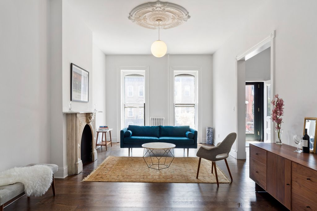 Dreamy Bed-Stuy Townhouse | Brooklyn Eye Candy | Townhouse