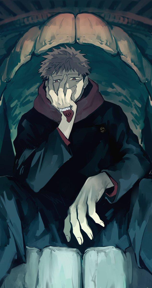 Sukuna Itadori Jujutsu Kaisen Jujutsu Anime Anime Art