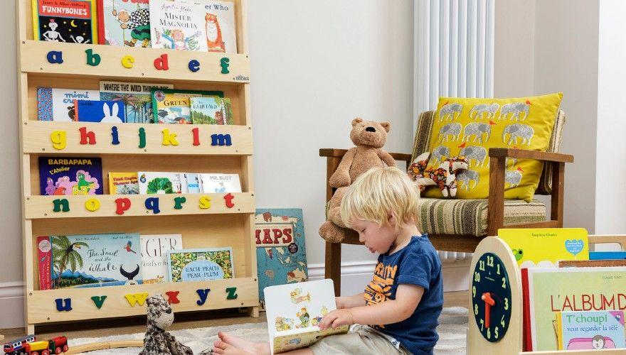 biblioth ques en bois pour enfants tidy books tonnantes biblioth ques pinterest regal. Black Bedroom Furniture Sets. Home Design Ideas