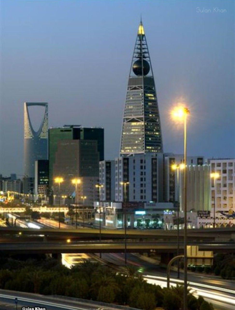 Brilliant Night View Of Beautiful Riyadh City Saudi Arabia Courtesy By Njdaoi Riyadh Saudi Arabia Riyadh Travel To Saudi Arabia