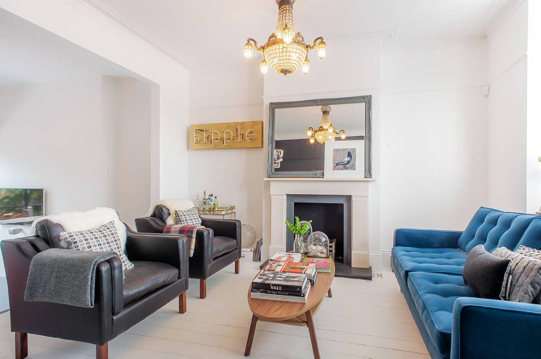 Gewaltig Wohnzimmergestaltung Ideen Dekoration Von