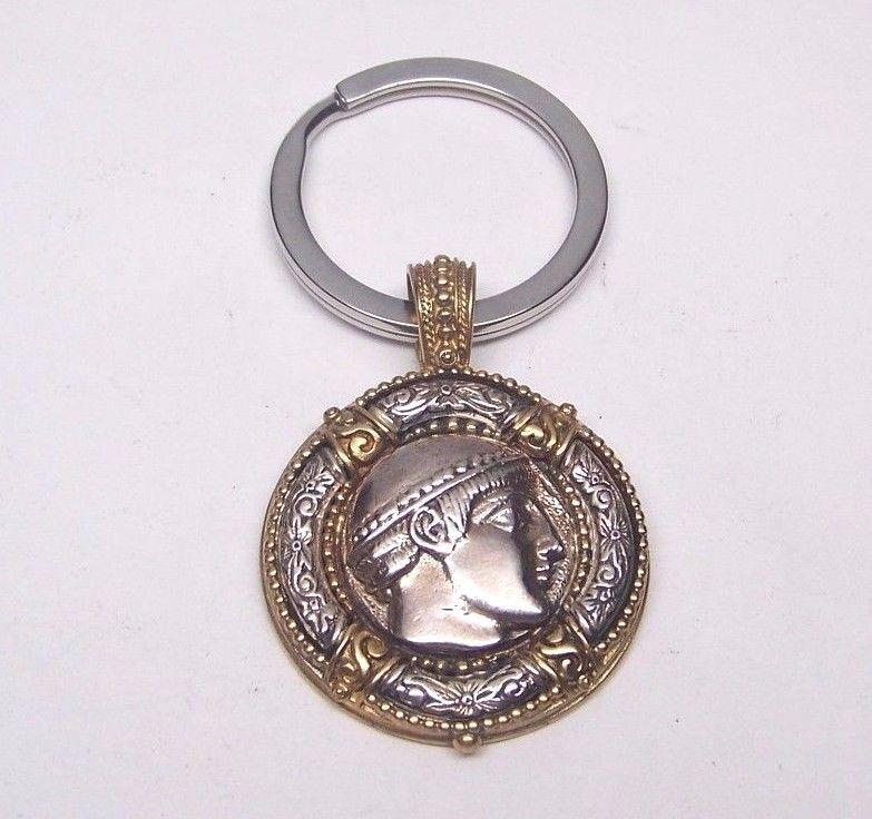 Konstantino sterling silver greek pendant 925 ebay konstantino konstantino sterling silver greek pendant 925 ebay audiocablefo