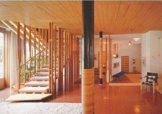Alvar aalto villa mairea dizaino istorija pinterest - Villa mairea alvar aalto ...